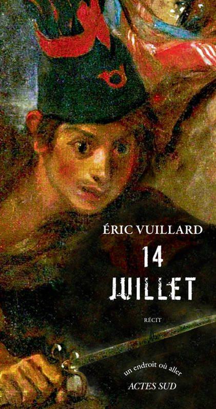 « 14 Juillet », d'Éric Vuillard, un roman dans la Révolution Eric-v10