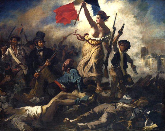 « 14 Juillet », d'Éric Vuillard, un roman dans la Révolution Eric-v12