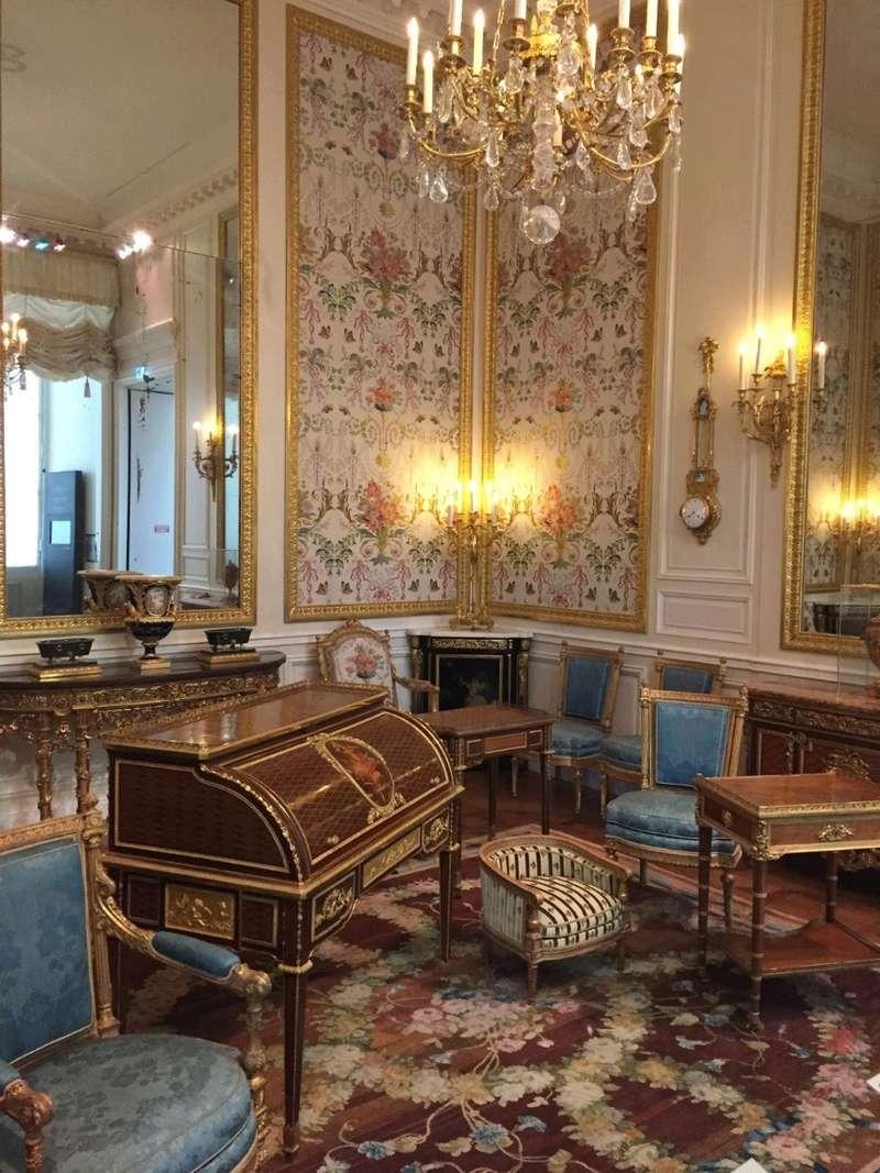 Louvre: réouverture de salles Louis XVI-Marie Antoinette - Page 2 Thumbn10