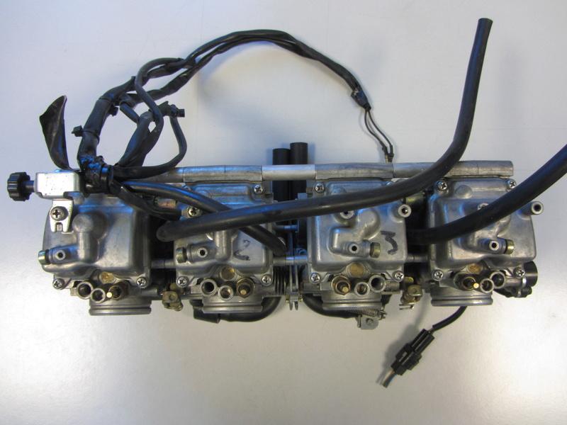 Rampe BS37 et Dynojet Bs410