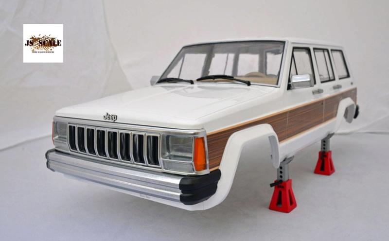 Jeep XJ Cherokee Wagoneer 14615810
