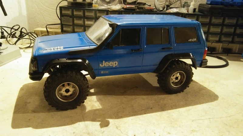 Jeep XJ Cherokee... Enfin! - Page 4 20160915