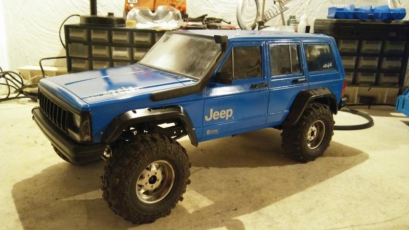 Jeep XJ Cherokee... Enfin! - Page 4 20160916