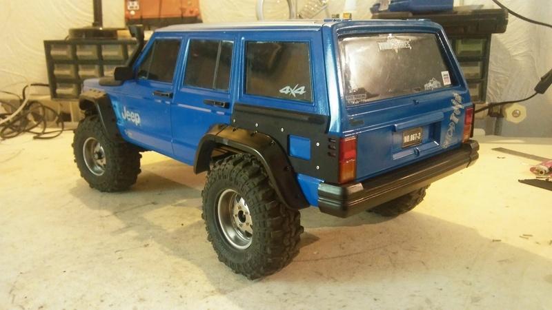 Jeep XJ Cherokee... Enfin! - Page 4 20160922