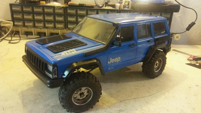 Jeep XJ Cherokee... Enfin! - Page 4 20160923