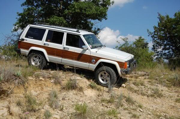 Jeep XJ Cherokee Wagoneer L_839210