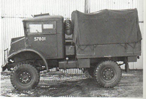 [ITALERI] Chevrolet 15-CWT Truck (1/35°) C15-110