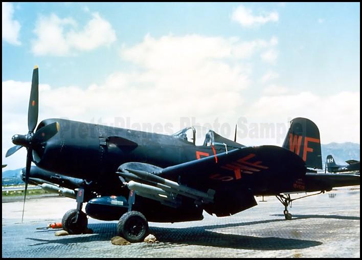 [HASEGAWA] Corsair F4U-5N au 1/48° F4u10210