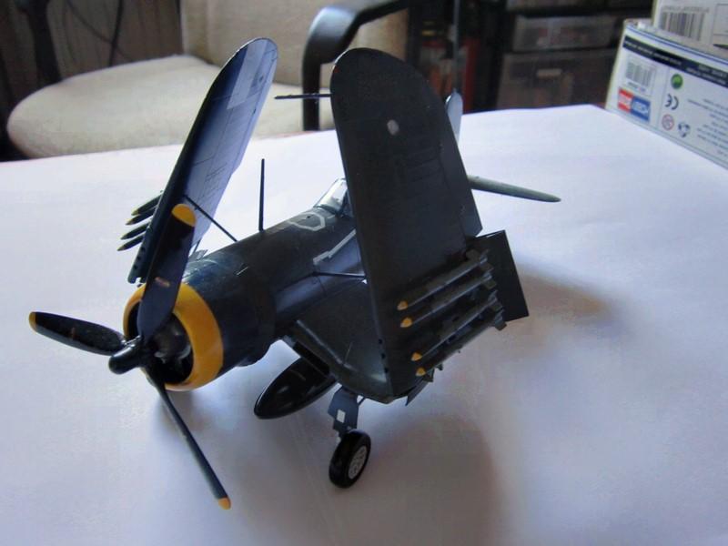 Corsaire F4U-1D [1/48° de Tamiya] Img_4722