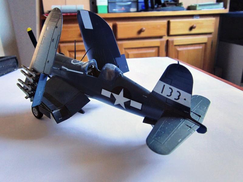 Corsaire F4U-1D [1/48° de Tamiya] Img_4723