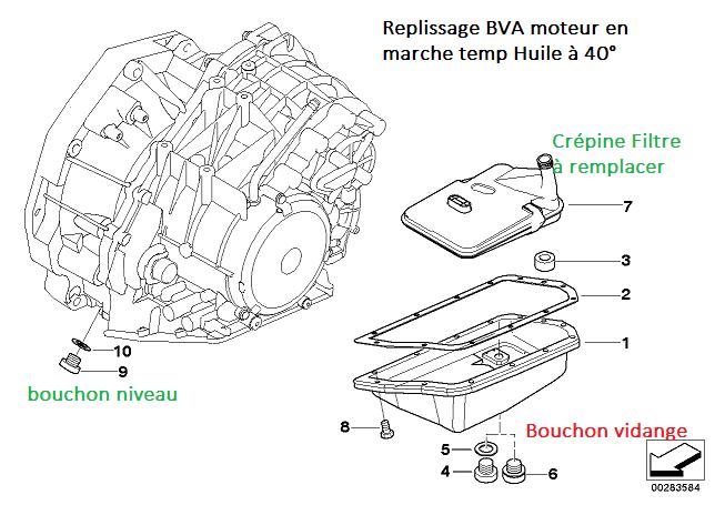 [ mini R50 1.6 an 2002 ] bouchon remplissage boîte vitesse automatique ( Résolu )  24_bva10