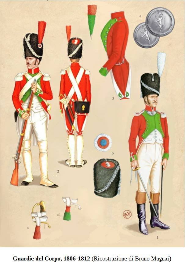 Le bataillon de Piombino  Guardi10