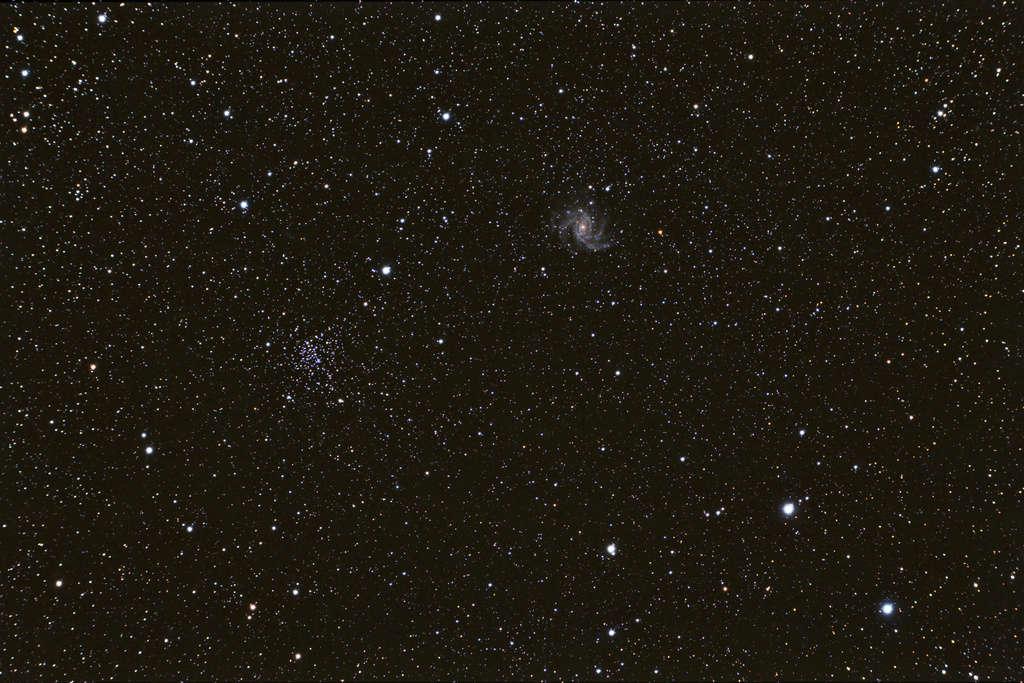 NGC 6946 nouveau traitement  Compil12