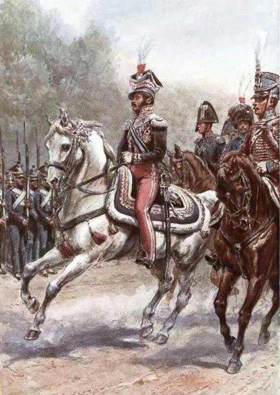 Le Général Comte Jean d'Hautpoul Be616610