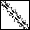 B Zentangle Patterns & Stepouts Ballac12