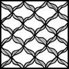 B Zentangle Patterns & Stepouts Batch10