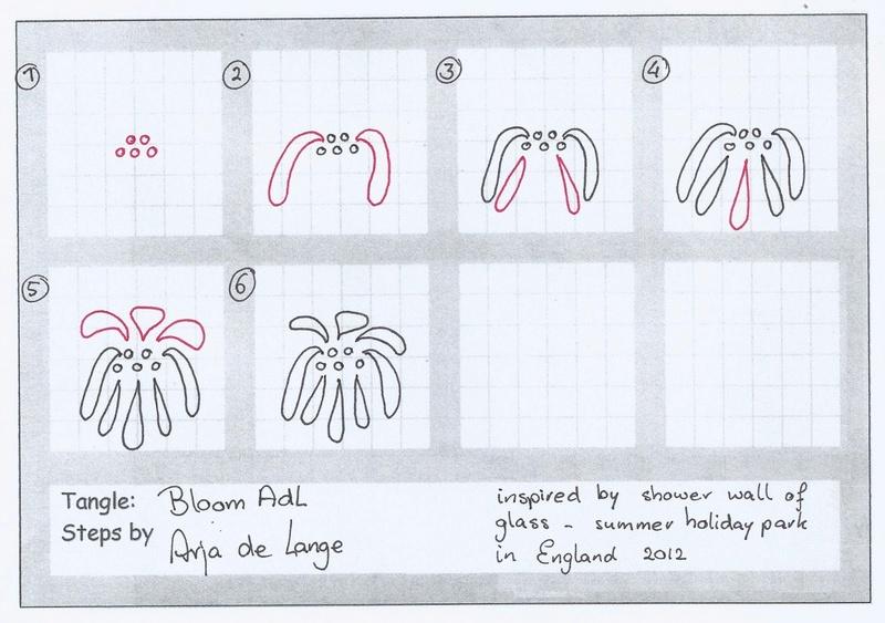 B Zentangle Patterns & Stepouts Bloom_10