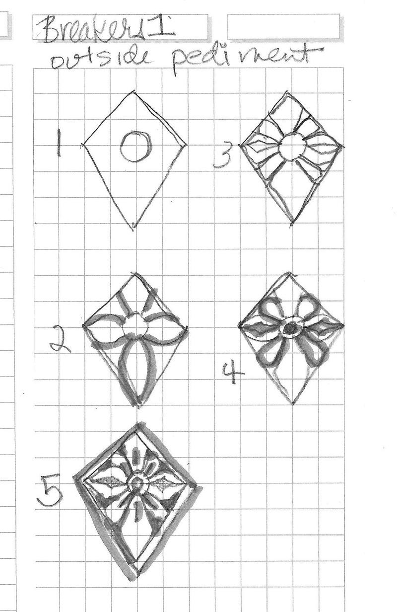 B Zentangle Patterns & Stepouts Breake10