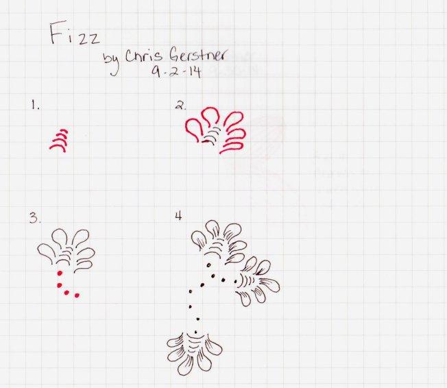 F Zentangle Patterns & Stepouts Fizz10