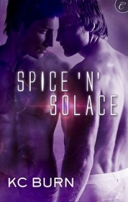 Galactic Alliance Tome 1 - Spice 'N' Solace de KC Burn Galact15