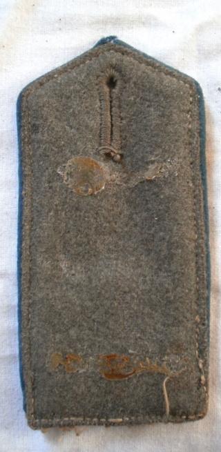 Epaulette allemande 1914-1918 ? P4222726
