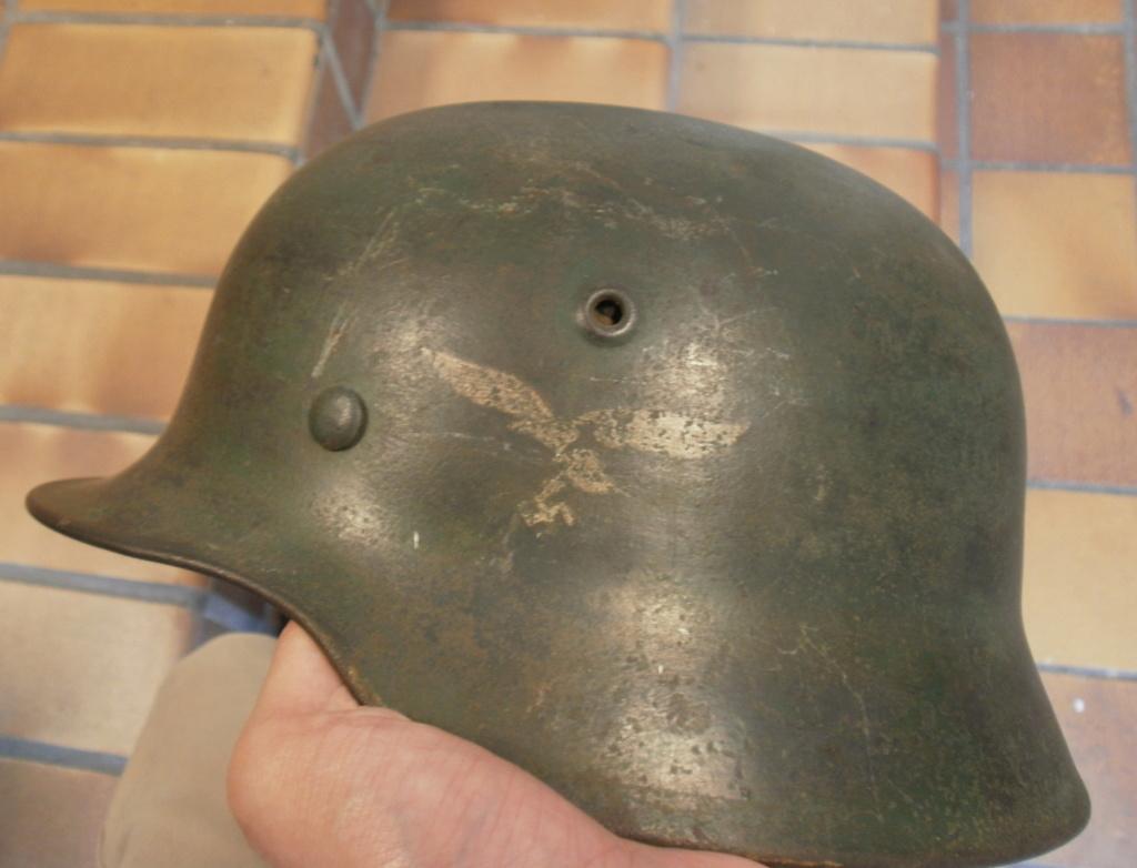 Casque allemand 1940 Luftwaffe P6042112