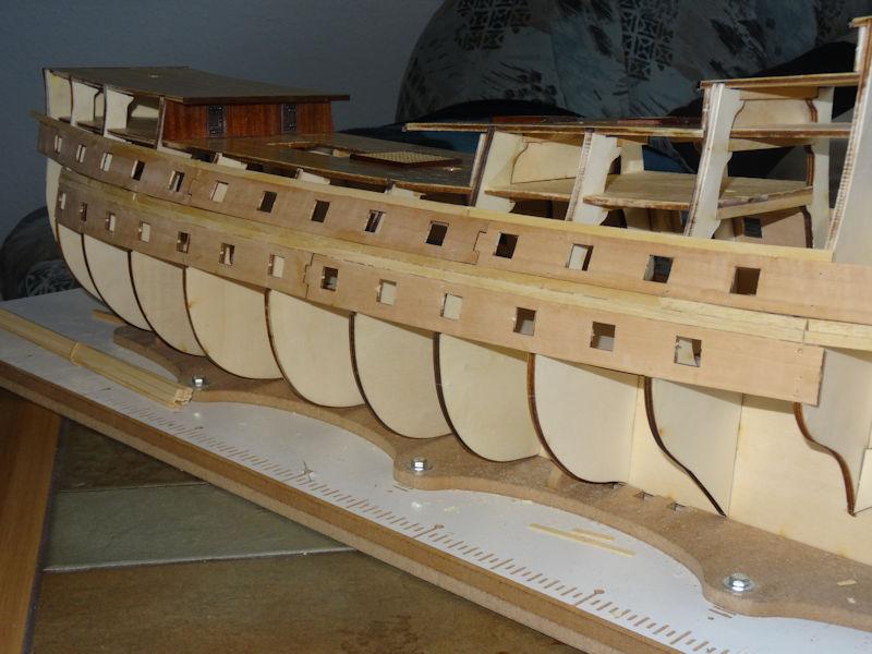 Le Soleil Royal von De Agostini 1 : 70 gebaut von Kurti - Seite 2 S1910