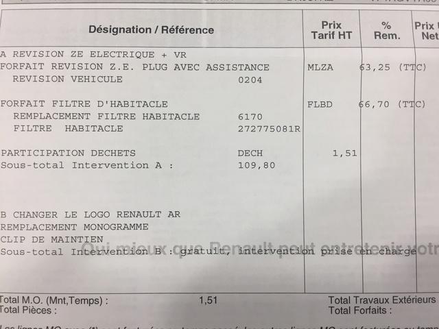 Zoé accidentée et dépose batterie à payer ! - Page 2 Img_2011