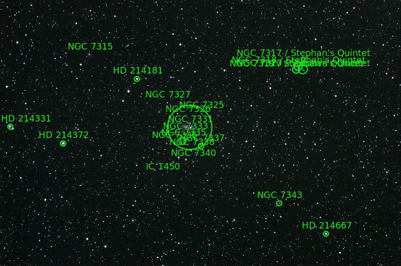 NGC 7331 23451-10