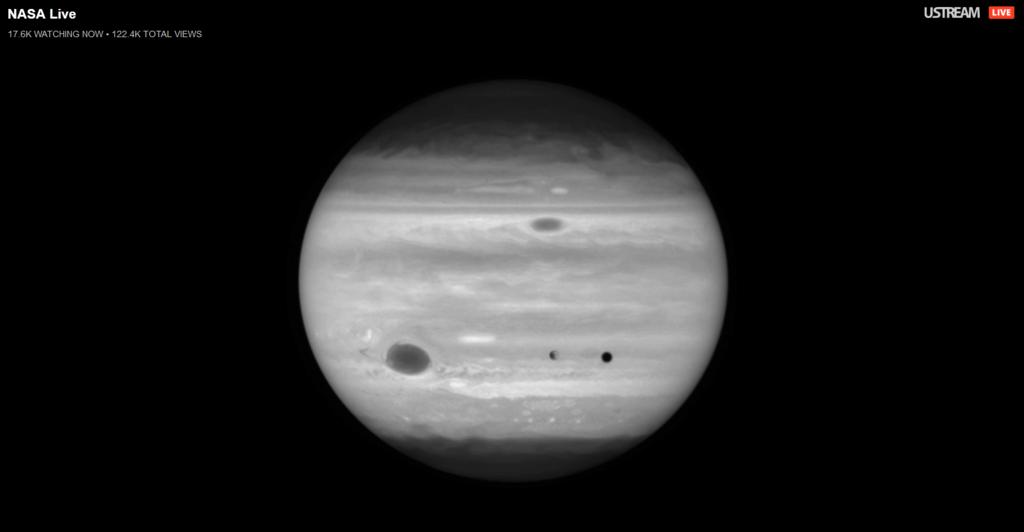 La NASA va révéler des «activités surprenantes» sur Europe, une lune de Jupiter 310