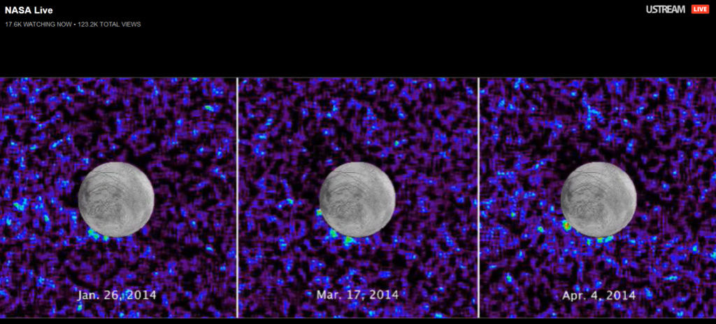 La NASA va révéler des «activités surprenantes» sur Europe, une lune de Jupiter 410