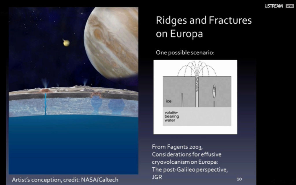 La NASA va révéler des «activités surprenantes» sur Europe, une lune de Jupiter 710