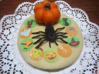 Gâteau chocolaté Halloween. 12279110