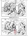 Dépose boite de vitesse Eclaty11