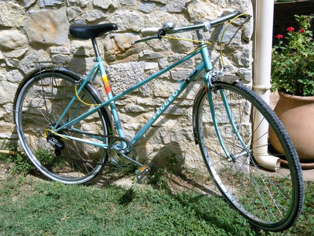peugeot dame 1987 Genr110