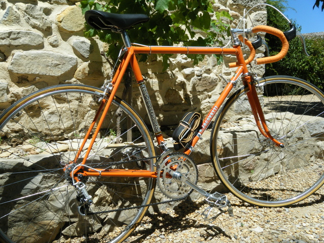 Motobecane Super Champion Orange 1975 Genr114