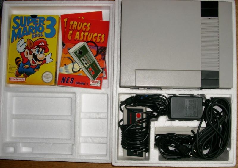[ESTIM] Zelda 3 complet UKV et Pack Super Mario Bros 3 Nes411