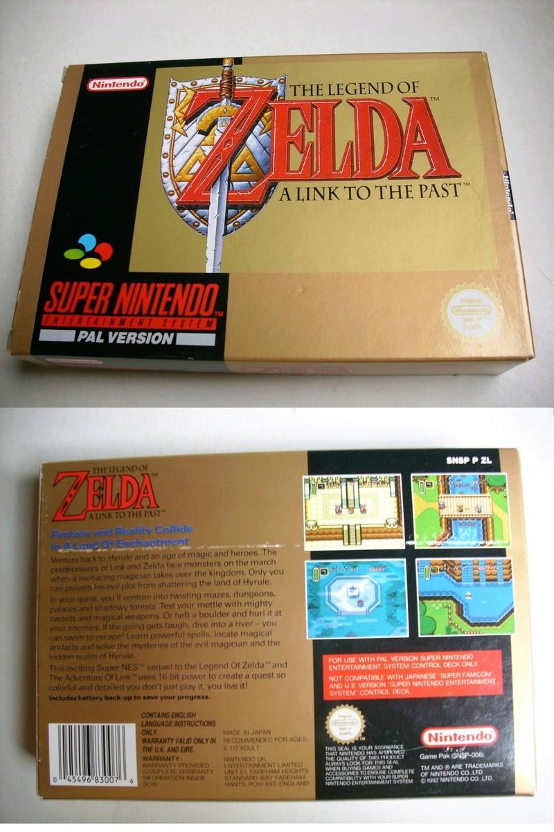 [ESTIM] Zelda 3 complet UKV et Pack Super Mario Bros 3 Ziii111