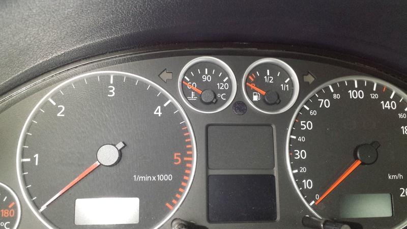frask Vs Audi A6 SW 3810