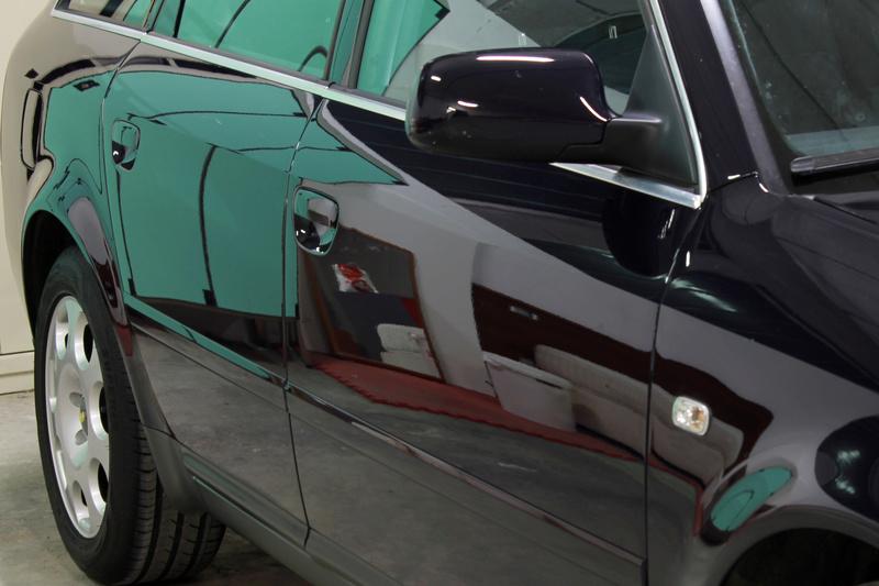 frask Vs Audi A6 SW 4210