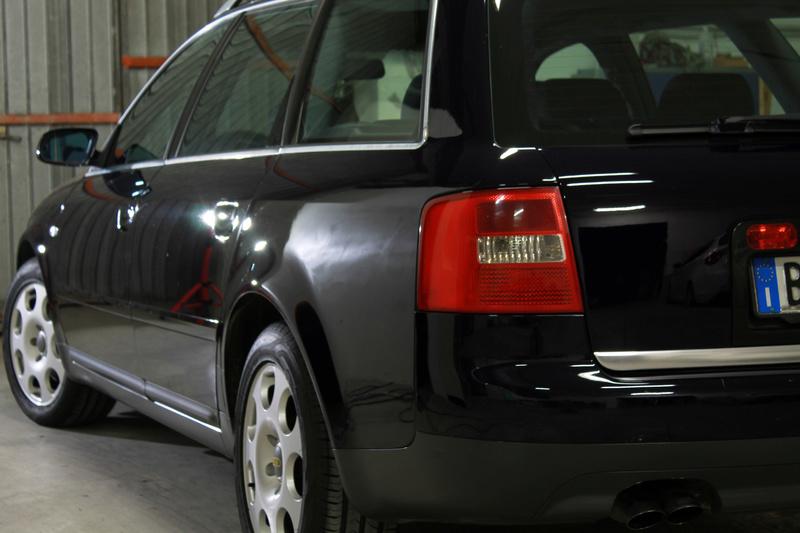 frask Vs Audi A6 SW 4710