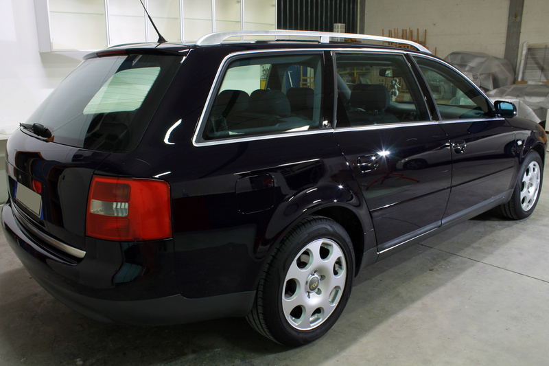 frask Vs Audi A6 SW 4810