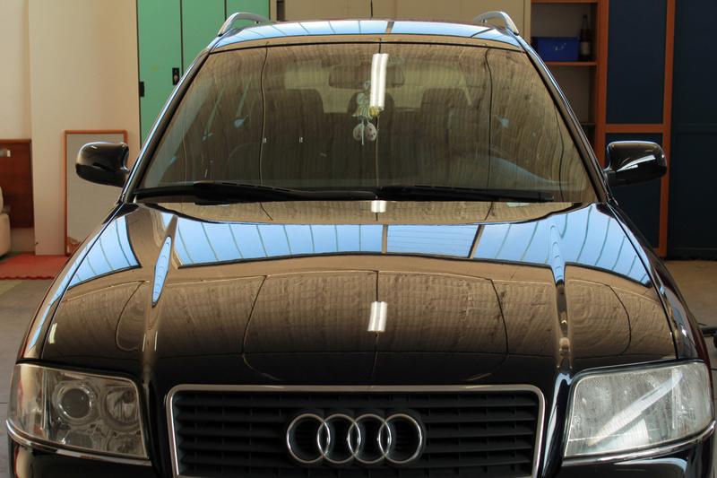 frask Vs Audi A6 SW 4910