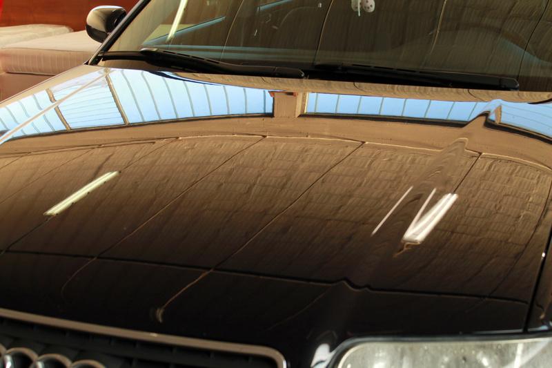 frask Vs Audi A6 SW 5010