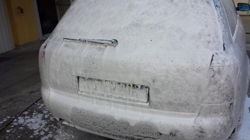 frask Vs Audi A6 SW 710