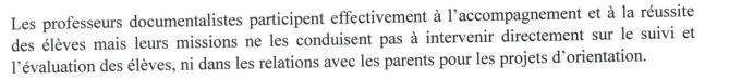« Professeur, mais pas enseignant ? » : Najat Vallaud-Belkacem n'accorde pas d'ISOE aux professeurs documentalistes Captur12
