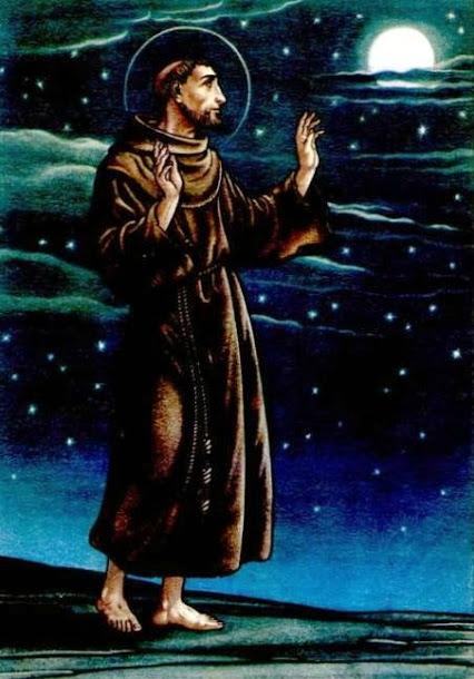 Neuvaine à saint François d'Assise Du 26 septembre au 4 octobre Fête de saint François 11260313