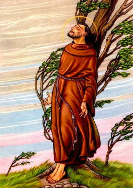 Neuvaine à saint François d'Assise Du 26 septembre au 4 octobre Fête de saint François 11260314