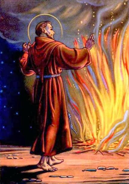 Neuvaine à saint François d'Assise Du 26 septembre au 4 octobre Fête de saint François 11260316