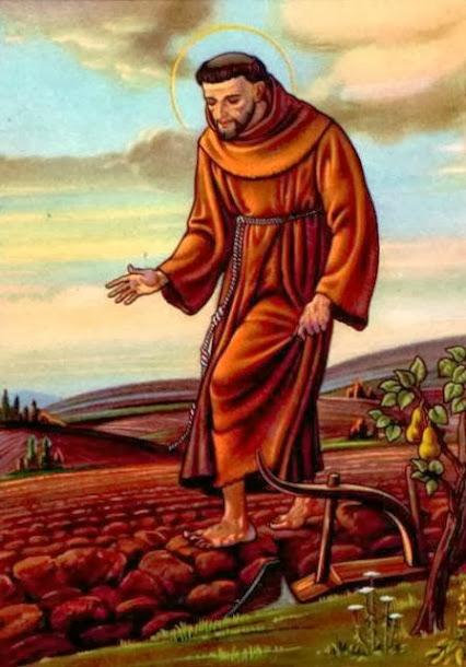 Neuvaine à saint François d'Assise Du 26 septembre au 4 octobre Fête de saint François 11260317